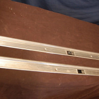 Coupe Door Sill Plates 80 - 84 Coupe Deville