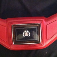 Steering Wheel Horn Cover 77 - 92