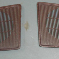 Dash Speaker Grills/Covers 77- 92